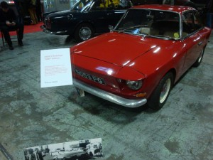 Prototype Hillman Zimp Zagato (1963)